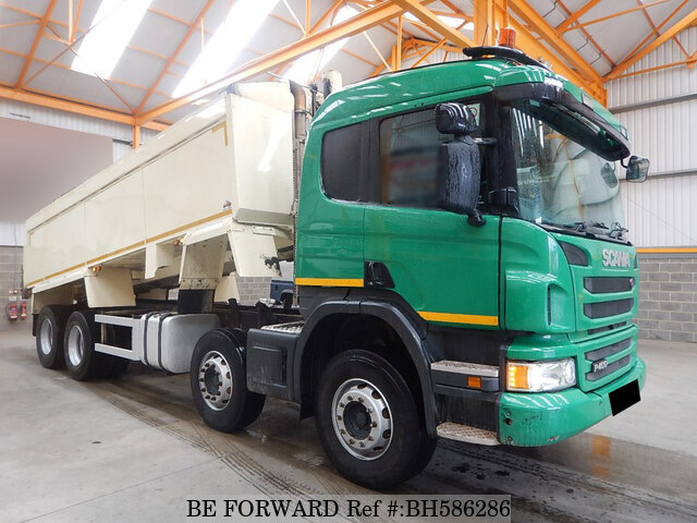 Used 2013 SCANIA P SERIES BH586286 for Sale