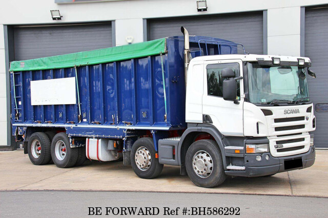 Used 2011 SCANIA P SERIES BH586292 for Sale