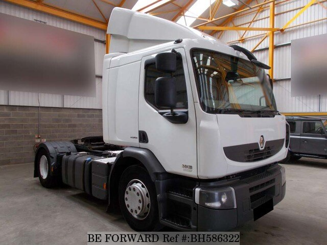Used 2013 RENAULT PREMIUM BH586322 for Sale