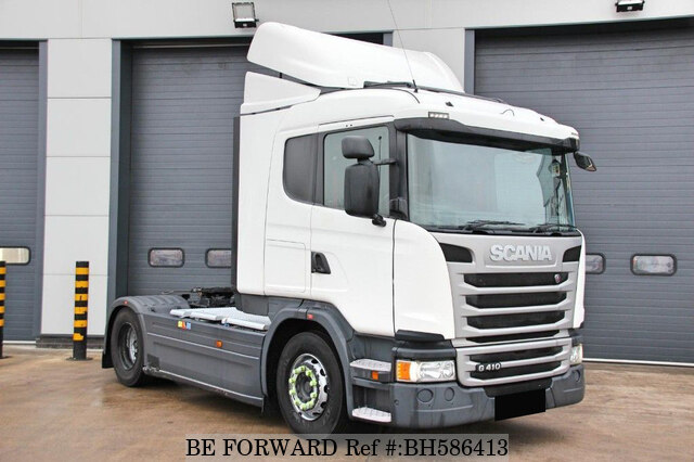 Used 2014 SCANIA G SERIES BH586413 for Sale