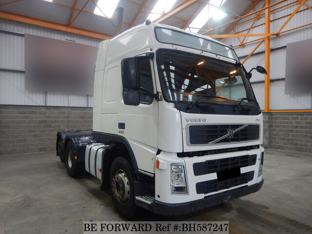 Used 2009 VOLVO FM  BH587247 for Sale