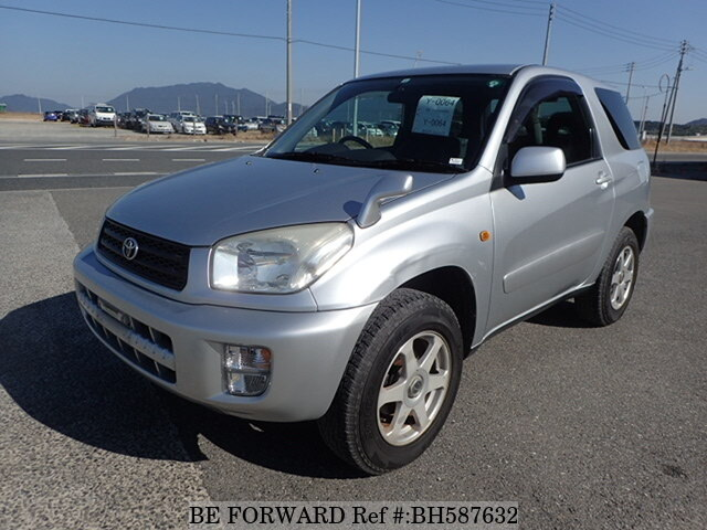 Used 2000 TOYOTA RAV4 BH587632 for Sale