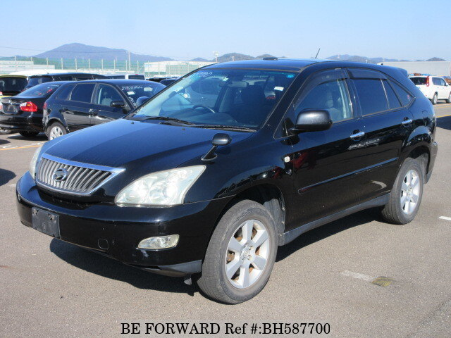 Used 2007 TOYOTA HARRIER BH587700 for Sale