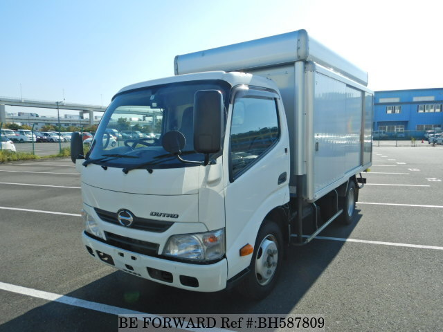 Used 2015 HINO DUTRO BH587809 for Sale
