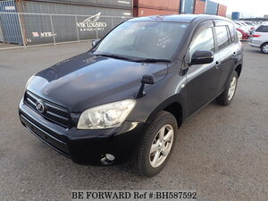 Used 2007 TOYOTA RAV4 BH587592 for Sale