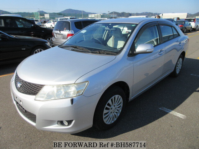 Used 2008 TOYOTA ALLION BH587714 for Sale