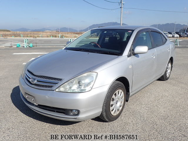 Used 2006 TOYOTA ALLION BH587651 for Sale