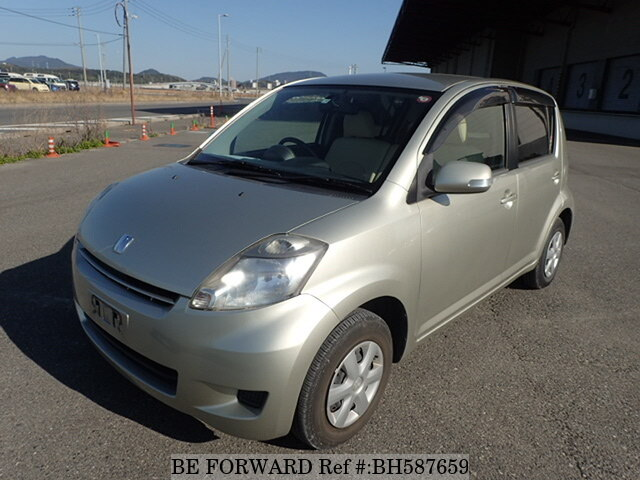 Used 2009 TOYOTA PASSO BH587659 for Sale