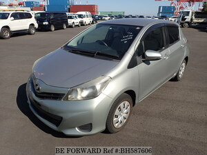 Used 2011 TOYOTA VITZ BH587606 for Sale