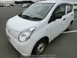 Used 2014 SUZUKI ALTO BH587429 for Sale
