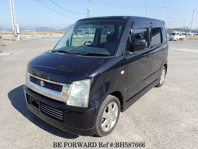 Used 2005 SUZUKI WAGON R BH587666 for Sale