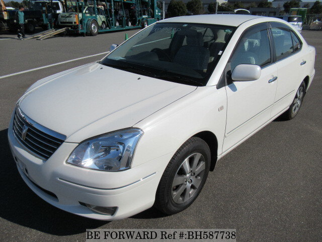 Used 2003 TOYOTA PREMIO BH587738 for Sale