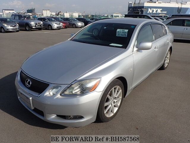 Used 2005 LEXUS GS BH587568 for Sale