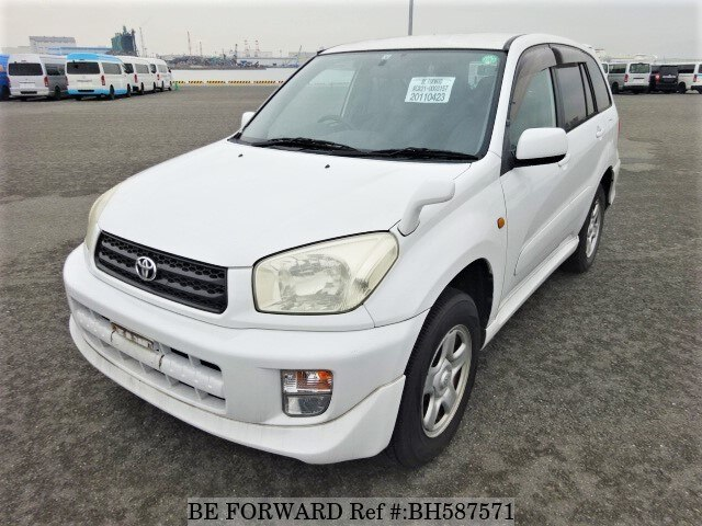 Used 2000 TOYOTA RAV4 BH587571 for Sale