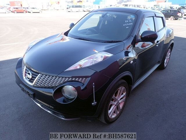 Used 2011 NISSAN JUKE BH587621 for Sale