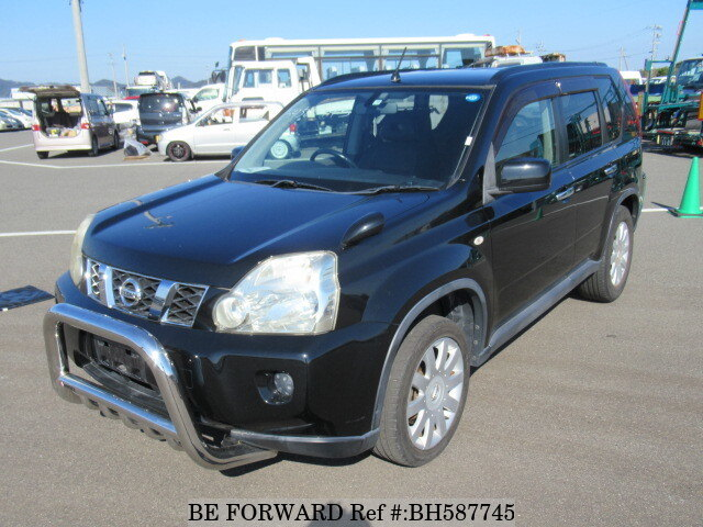 Used 2007 NISSAN X-TRAIL BH587745 for Sale