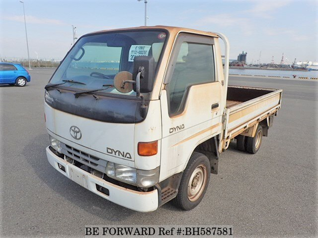 Used 1999 TOYOTA DYNA TRUCK BH587581 for Sale
