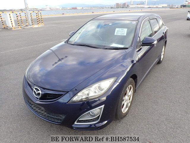 Used 2010 MAZDA ATENZA SPORT WAGON BH587534 for Sale