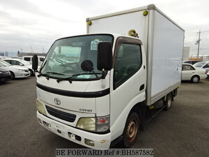 Used 2001 TOYOTA DYNA TRUCK BH587582 for Sale