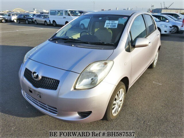 Used 2006 TOYOTA VITZ BH587537 for Sale
