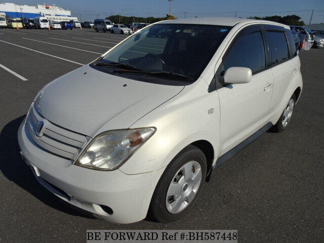Used 2005 TOYOTA IST BH587448 for Sale