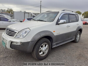 Used 2003 SSANGYONG REXTON BH588288 for Sale