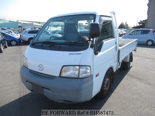 Used 2007 MAZDA BONGO TRUCK BH587472 for Sale