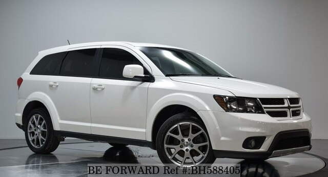 Used 2016 DODGE JOURNEY BH588405 for Sale