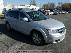 Used 2010 DODGE JOURNEY BH588407 for Sale