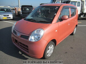 Used 2009 NISSAN MOCO BH587367 for Sale