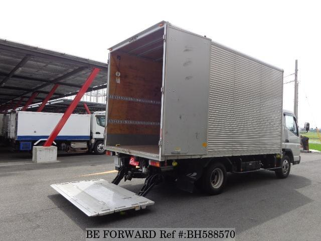 Used 2013 MITSUBISHI CANTER BH588570 for Sale