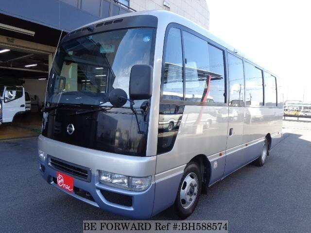 Used 2014 NISSAN CIVILIAN BUS BH588574 for Sale