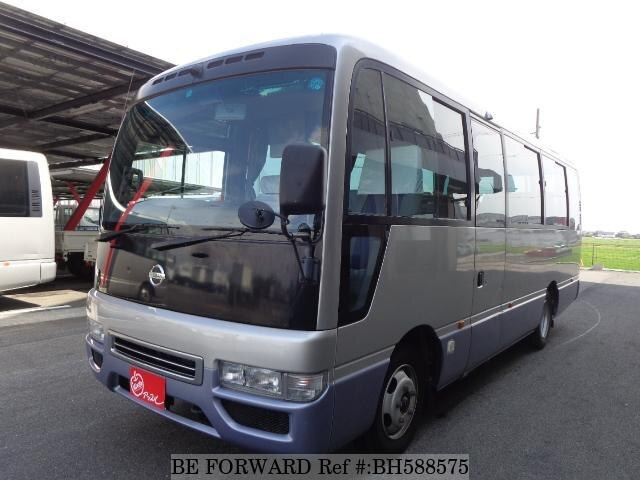 Used 2014 NISSAN CIVILIAN BUS BH588575 for Sale
