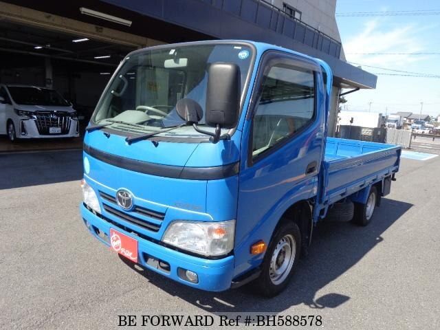Used 2014 TOYOTA DYNA TRUCK BH588578 for Sale