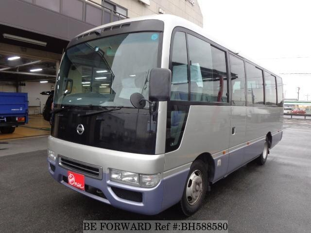 Used 2014 NISSAN CIVILIAN BUS BH588580 for Sale