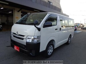 Used 2019 TOYOTA REGIUSACE VAN BH588585 for Sale