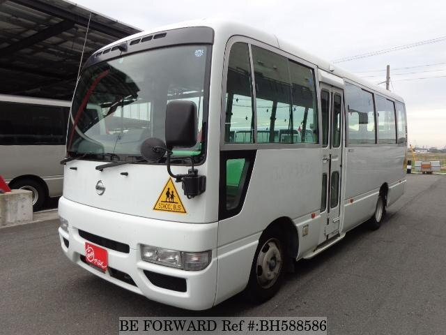 Used 2012 NISSAN CIVILIAN BUS BH588586 for Sale