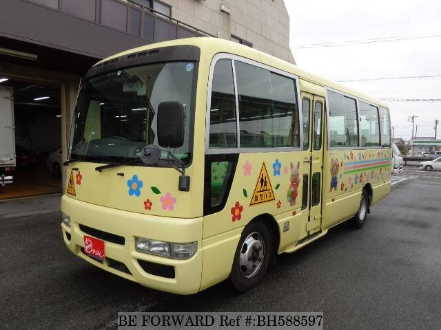 Used 2009 NISSAN CIVILIAN BUS BH588597 for Sale