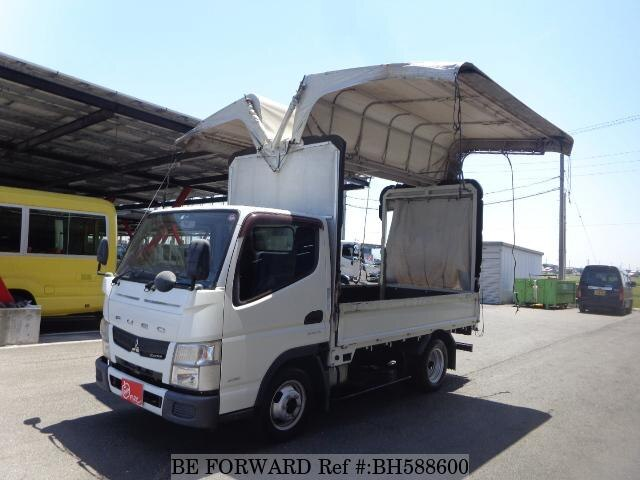 Used 2012 MITSUBISHI CANTER BH588600 for Sale