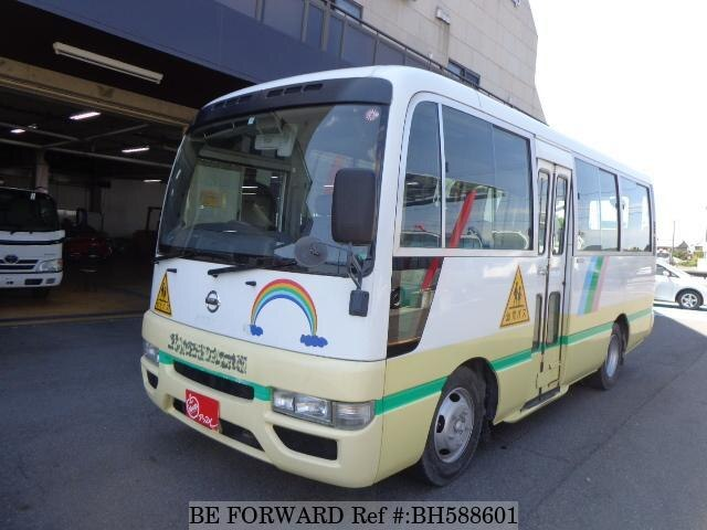 Used 2004 NISSAN CIVILIAN BUS BH588601 for Sale