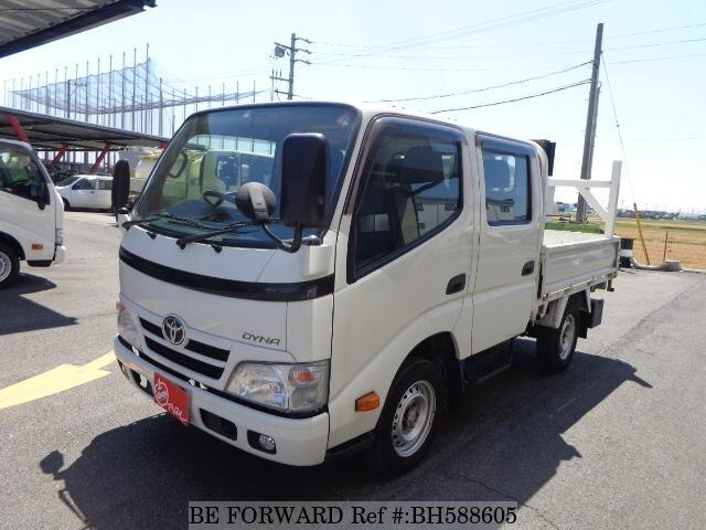 Used 2016 TOYOTA DYNA TRUCK BH588605 for Sale