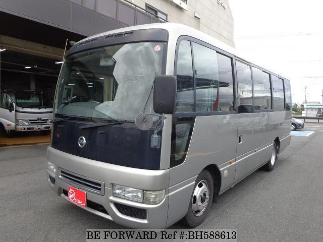 Used 2008 NISSAN CIVILIAN BUS BH588613 for Sale