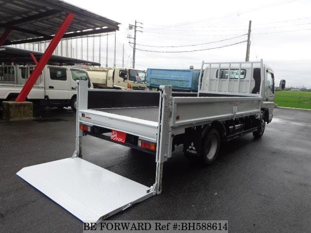 Used 2016 MITSUBISHI CANTER BH588614 for Sale