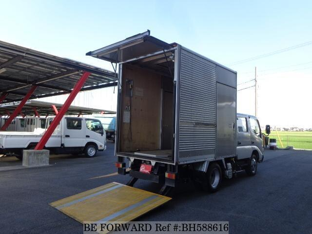 Used 2008 TOYOTA DYNA TRUCK BH588616 for Sale