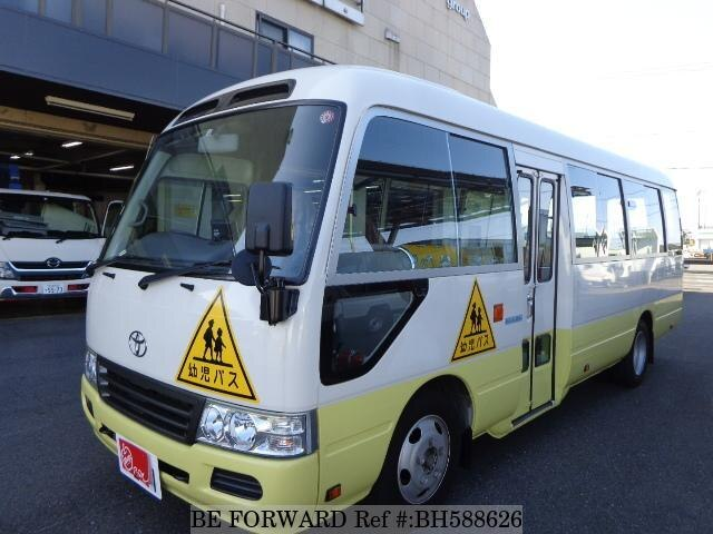Used 2013 TOYOTA COASTER BH588626 for Sale