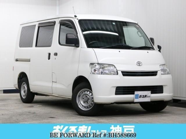 Used 2014 TOYOTA TOWNACE VAN BH588669 for Sale