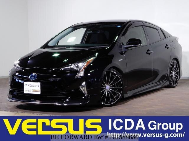 Used 2018 TOYOTA PRIUS BH588686 for Sale