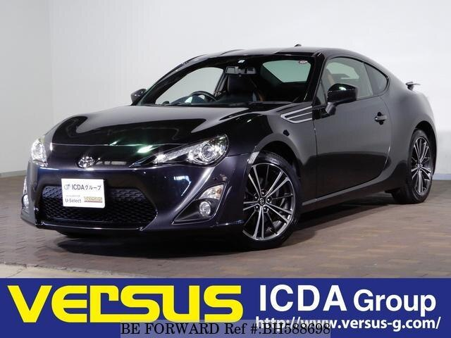Used 2016 TOYOTA 86 BH588698 for Sale