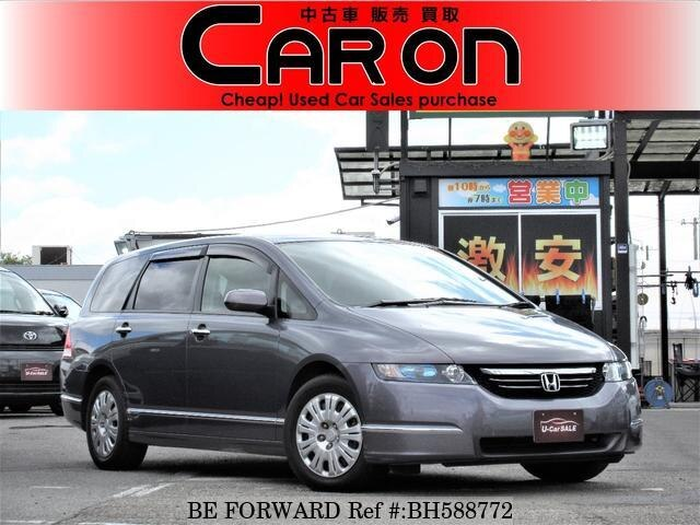 Used 2005 HONDA ODYSSEY BH588772 for Sale