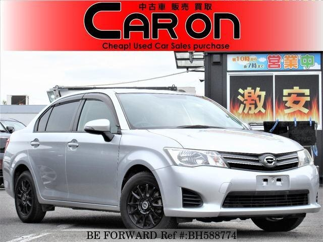 Used 2012 TOYOTA COROLLA AXIO BH588774 for Sale